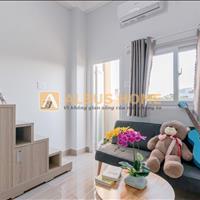 Cho thuê căn hộ mới xây full nội thất có ban công thoáng mát ngay Âu Cơ Quận Tân Phú