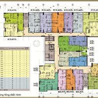 Bán căn hộ CT Plaza Nguyên Hồng Gò Vấp, căn 2 phòng ngủ, 76m2, 2,85 tỷ