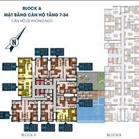 Cần bán căn Phú Đông Premier A-18-09 68,25m2, 2 phòng ngủ, 2WC bếp đóng, giá 1.899 tỷ