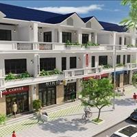 Bán gấp lô 2 mặt tiền đường 21m khu đô thị Long Hưng, sổ đỏ, pháp lý rõ ràng