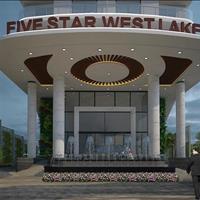 Sức hút hấp dẫn từ dự án Five Star Westlake 32 căn biệt thự trên không