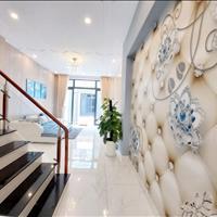 Bán gấp căn nhà 1 trệt 2 lầu Quận 3 đường Nguyễn Thượng Hiền, 60m2, 2,8 tỷ, sổ hồng riêng, hẻm 5m
