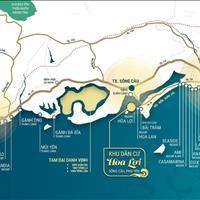 Bán đất nền mặt biển Phú Yên, giá chỉ 7,5 triệu/m2 thanh toán nhận ngay sổ đỏ