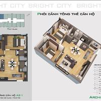 Bán căn hộ tại Hoài Đức - Hà Nội giá 14.70 triệu/m2
