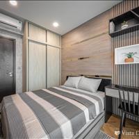 2 phòng ngủ view sông tầng trung, đầy đủ nội thất mới
