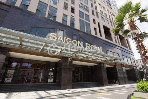 Kẹt tiền bán cắt lỗ Officetel Saigon Royal Quận 4, giá 2.7 tỷ, diện tích 40m2
