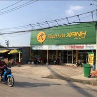 Bán nhà cấp 4 và đất 180m2 giá 800 triệu mặt tiền số 88 Tân Phú Trung, Củ Chi