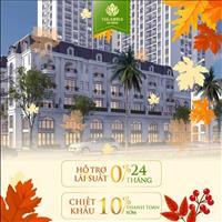Chỉ với 650 triệu nhận nhà ở ngay - căn hộ chung cư cao cấp tsg lotus 190 Sài Đồng