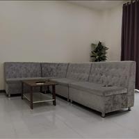 Căn hộ dịch vụ đẹp mới xây, 2 phòng ngủ full nội thất, ban công thoáng mát rộng rãi