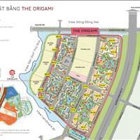 Thiên Minh đại lý F1 Gold tiếp tục nhận booking PK7,S8,S10 The Origami dự án Vinhomes Grand Park.
