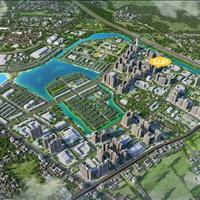 View bể bơi nội khu tầng đẹp  S2.07, 55m2, 2 phòng ngủ +1 giá chỉ hơn 1 tỷ căn Vinhomes Ocean Park
