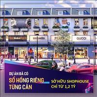 Shophouse Bình Dương, Tân Uyên, giá cực rẻ, 159m2 - 3 lầu, chỉ 2,2 tỷ, đường 32m