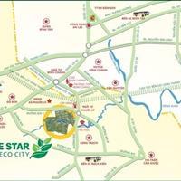 Bán đất nền dự án huyện Cần Giuộc - Long An Five Star Eco City