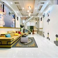 Bán nhà 51m2 tuyệt đẹp 1 trệt 3 lầu, 4 phòng ngủ đường Quang Trung, sổ hồng riêng hoàn công đầy đủ