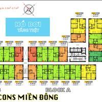 Bcons Miền Đông 2 phòng ngủ giá tốt - Full rổ hàng chuyển nhượng