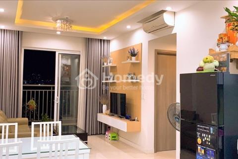 Cho thuê chung cư Galaxy 9, Quận 4, 2 phòng ngủ, 2 WC, nội thất đầy đủ, view đẹp