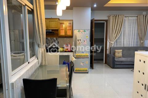 Cho thuê că hộ chung cư cao ốc H2, Quận 4, 2 phòng ngủ, 2WC, full nội thất, giá 10 triệu/tháng
