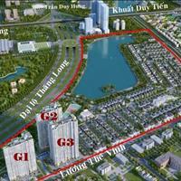Bán căn hộ 3 phòng ngủ - 2WC, 86m2, nội thất cơ bản, giá 3.6 tỷ tại Vinhomes Green Bay