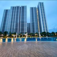 Cho thuê căn 3 phòng ngủ, 2 WC (căn góc) 80m2 giá chỉ 9 triệu tại Vinhomes quận 9