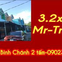 Bán nhà riêng huyện Bình Chánh - Hồ Chí Minh giá 850 triệu