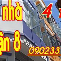 Bán nhà riêng Quận 8 - Thành phố Hồ Chí Minh giá 1.69 tỷ