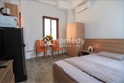 Cho thuê căn hộ dịch vụ trung tâm Đakao, Quận 1 - Hồ Chí Minh giá từ 6 triệu