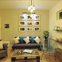 Căn hộ chung cư Copac Square, quận 4, 90m2, 2 phòng ngủ, 2WC, full nội thất cao cấp 12 triệu/tháng