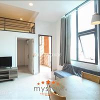 Căn hộ 2 phòng ngủ 45m2 full nội thất đường Nguyễn Văn Đậu, giáp Phú Nhuận