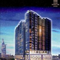 Bán căn hộ đẹp nhất dự án The Grand Manhattan Quận 1, tặng chỗ đậu xe ô tô, giá từ 10,4 tỷ/căn