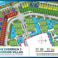 Bán đất nền biệt thư The Everrich 3 -  200m2 - 400m2 - Liền kề Sunshine City 4.0 - Đã có sổ - CK 7%