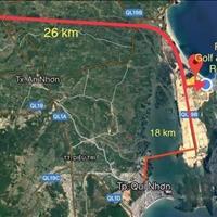 Bán đất biển sát Kỳ Co Gateway, mặt đường 50m, trục đường ra biển, sở hữu lâu dài, giá 17.5tr/m2