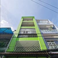Xoắn bán nhà 5 tầng bê tông cốt thép Hồng Lạc Tân Bình 34m2 nở hậu chỉ 4.8 tỷ