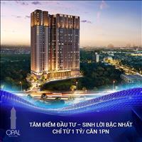Opal Skyline - cách trung tâm Thành phố Hồ Chí Minh 15 phút di chuyển