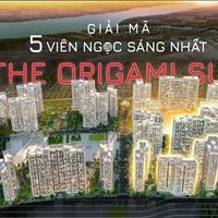Phân khu The Origami Vinhomes Grand Park Q9, căn hộ Nhật giá Việt, 2 năm ân hạn lãi gốc