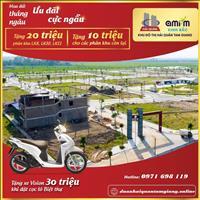 Bán đất nền dự án liền kề VSIP 2 huyện Yên Phong - Bắc Ninh giá 1.25 tỷ