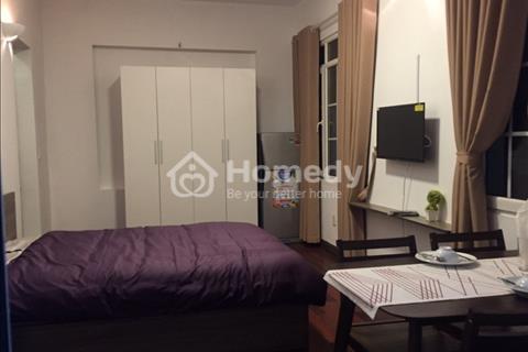 Cho thuê căn hộ đủ đồ, nội thất mới giá chỉ còn 4.9 triệu, ở Hoàng Ngân, Trần Duy Hưng