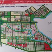 Khu Phú Gia Cát Lái quận 2, diện tích 119m2, đường 12m giá 45 triệu/m2