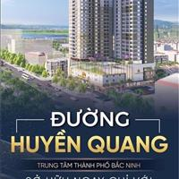 Chỉ 320 triệu - có ngay căn hộ trung tâm thành phố Bắc Ninh