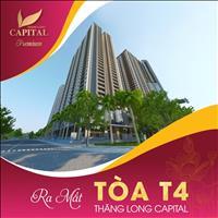 Cực hot trả trước 400 triệu sở hữu ngay căn hộ 2PN cao cấp Thăng Long Capital