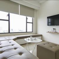 Bán căn hộ 2 phòng ngủ 2WC River Gate full nội thất tầng cao view sông giá 4.55 tỷ