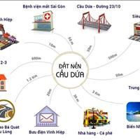 Bán đất Cầu Dứa - Vĩnh Hiệp sau lưng 1 nhà mặt tiền 23/10, Vĩnh Hiệp, TP. Nha Trang  giá 1 tỷ