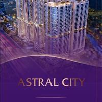 Astral City - Khu đô thị phức hợp TTTM và căn hộ cao cấp mặt tiền QL13, thanh toán 30% nhận nhà