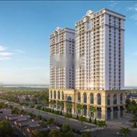 Bán căn hộ Tây Hồ Residence đường Võ Chí Công 2 phòng ngủ view hồ, full nội thất, giá chỉ 3,2 tỷ