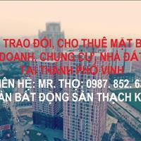 Bán nhà riêng ngõ đường Minh Khai, là nơi trung tâm mua bán giao dịch của thành phố Vinh