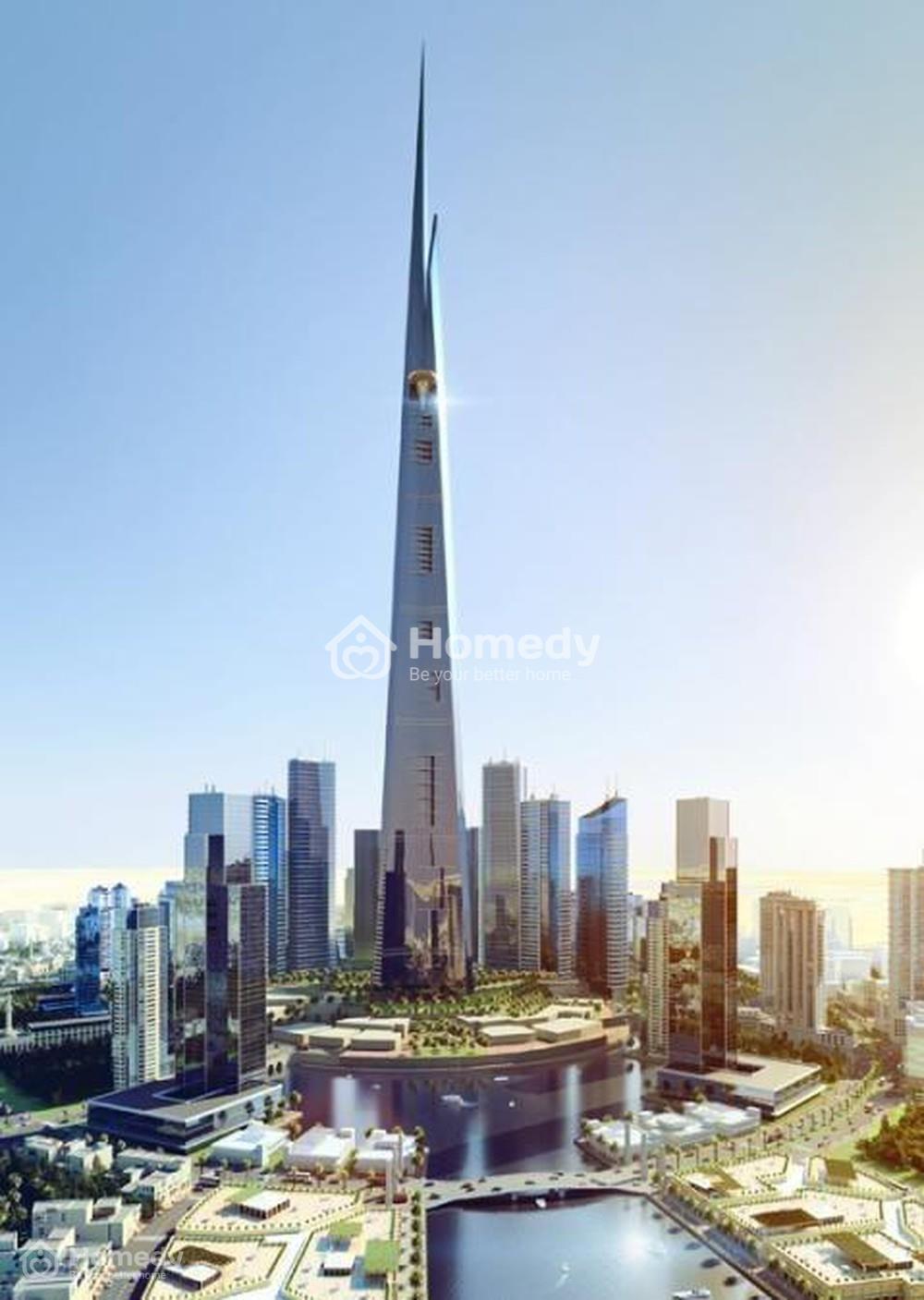Các tòa nhà cao nhất thế giới