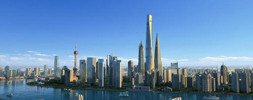 Tháp Thượng Hải, Trung Quốc