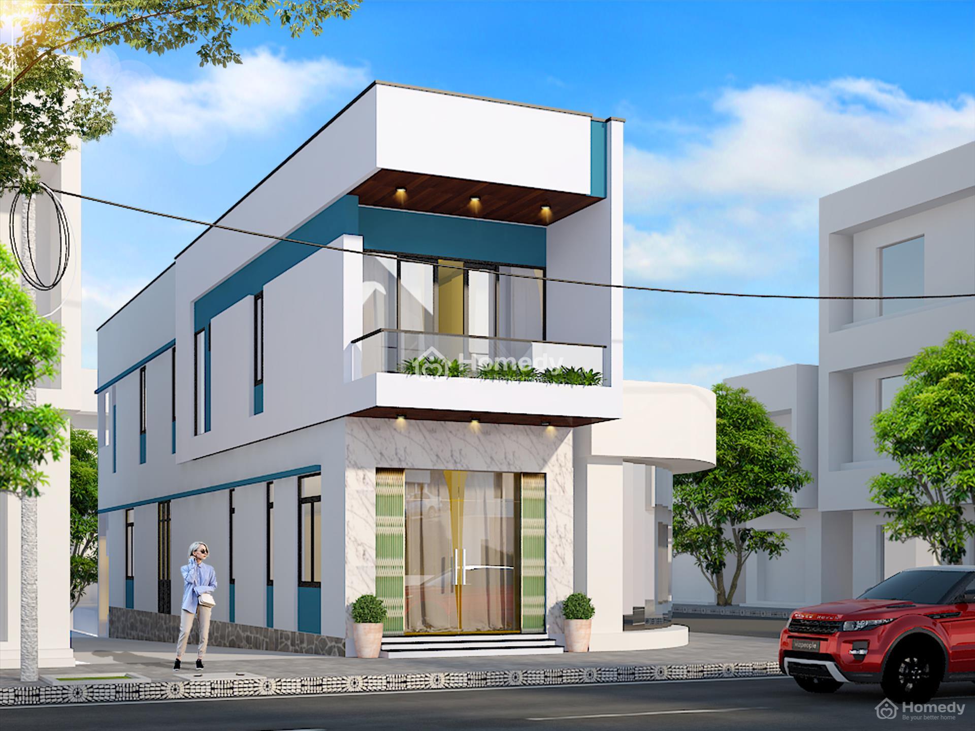 Các mẫu thiết kế nhà 2 tầng với giá 200 triệu