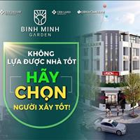 Bình Minh Garden shophouse Đức Giang Long Biên