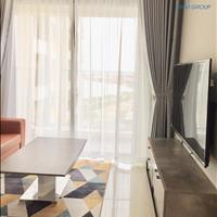 Cho thuê Masteri An Phú 1 phòng ngủ 54m2 nội thất siêu đẹp, lầu cao-view sông giá tốt, bao phí