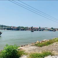 Mua đất ven sông xây biệt thự cực đẹp ngay trung tâm phường Quỳnh Dị, thị xã Hoàng Mai, Nghệ An
